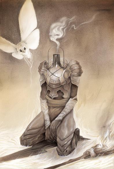 Ilustración de Sam Wolfe Connelly