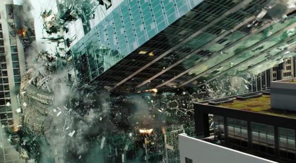 Edificio Transformers